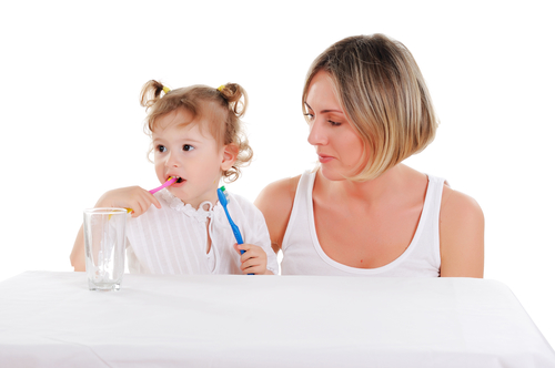 Child Tooth Care